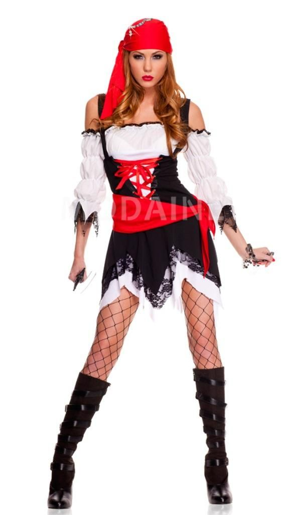 sexy pirates costumes halloween d guisement pas cher princesse spectacle nocturne m1308264762. Black Bedroom Furniture Sets. Home Design Ideas