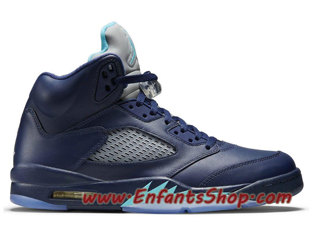 Officiel Air Jordan 5 Retro Chaussures Nike Basket Pas Cher