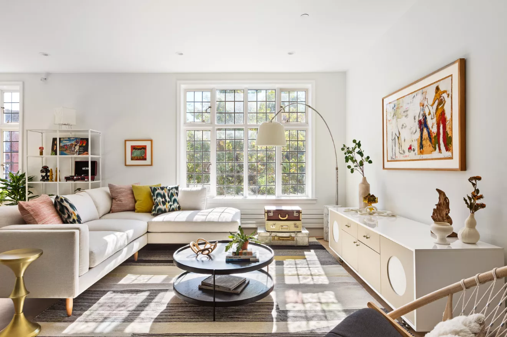 5 Open Houses In Greenpoint To Check Out This Weekend House Large Living Room Home