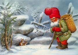 tonttu - gnomes
