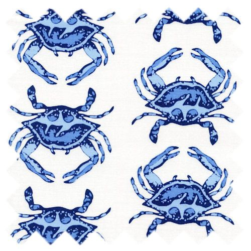 Crab Walk Michael Miller Fabric