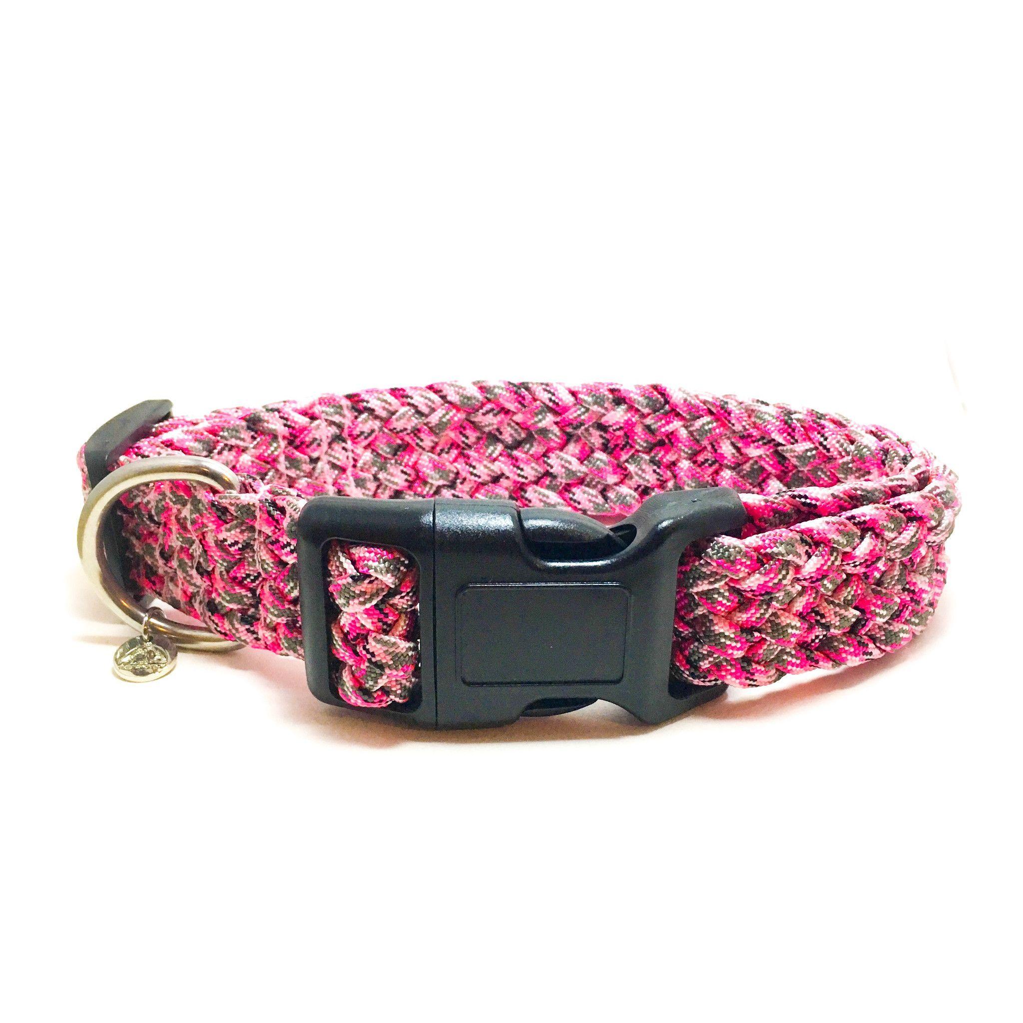 Pink Rose Collar