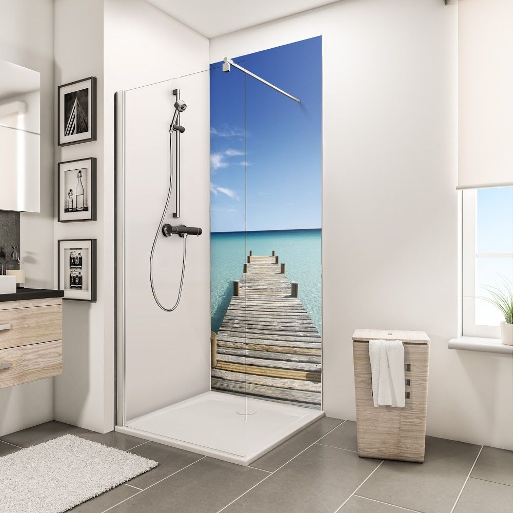 SCHULTE  Panneau mural décoratif douche et salle de bain