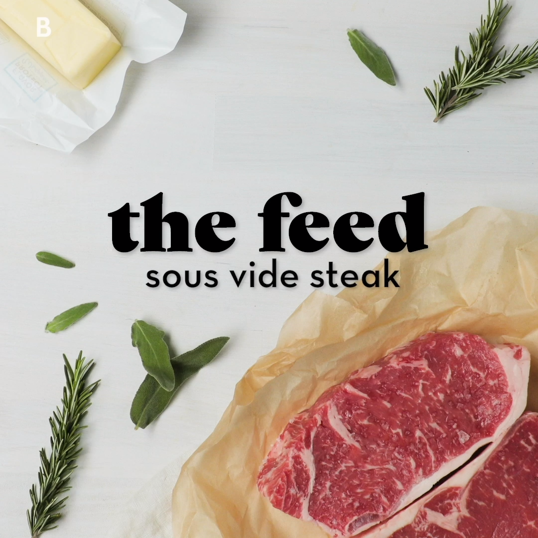 Photo of The Feed: Step Up Your Weeknight Dinner Game With This Sous Vide Steak