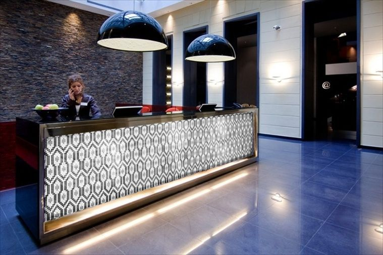 Showroom Reception Desk? | Reception desks and Desks