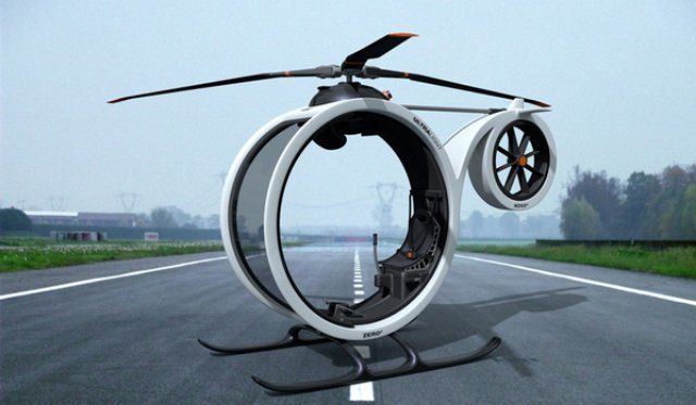 Cool Helicopter Sociallatte
