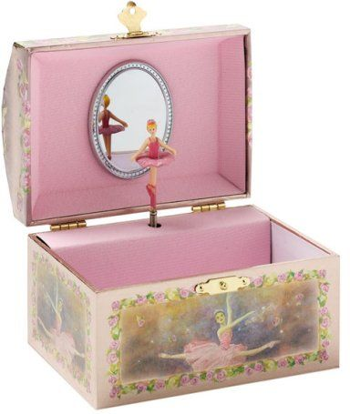 I remember ballerina jewelry boxes Ballet Pinterest