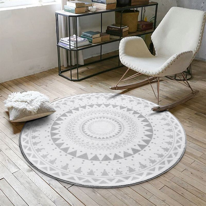 Round Rug Buy Cheap Round Rug From Living Room Carpet Round