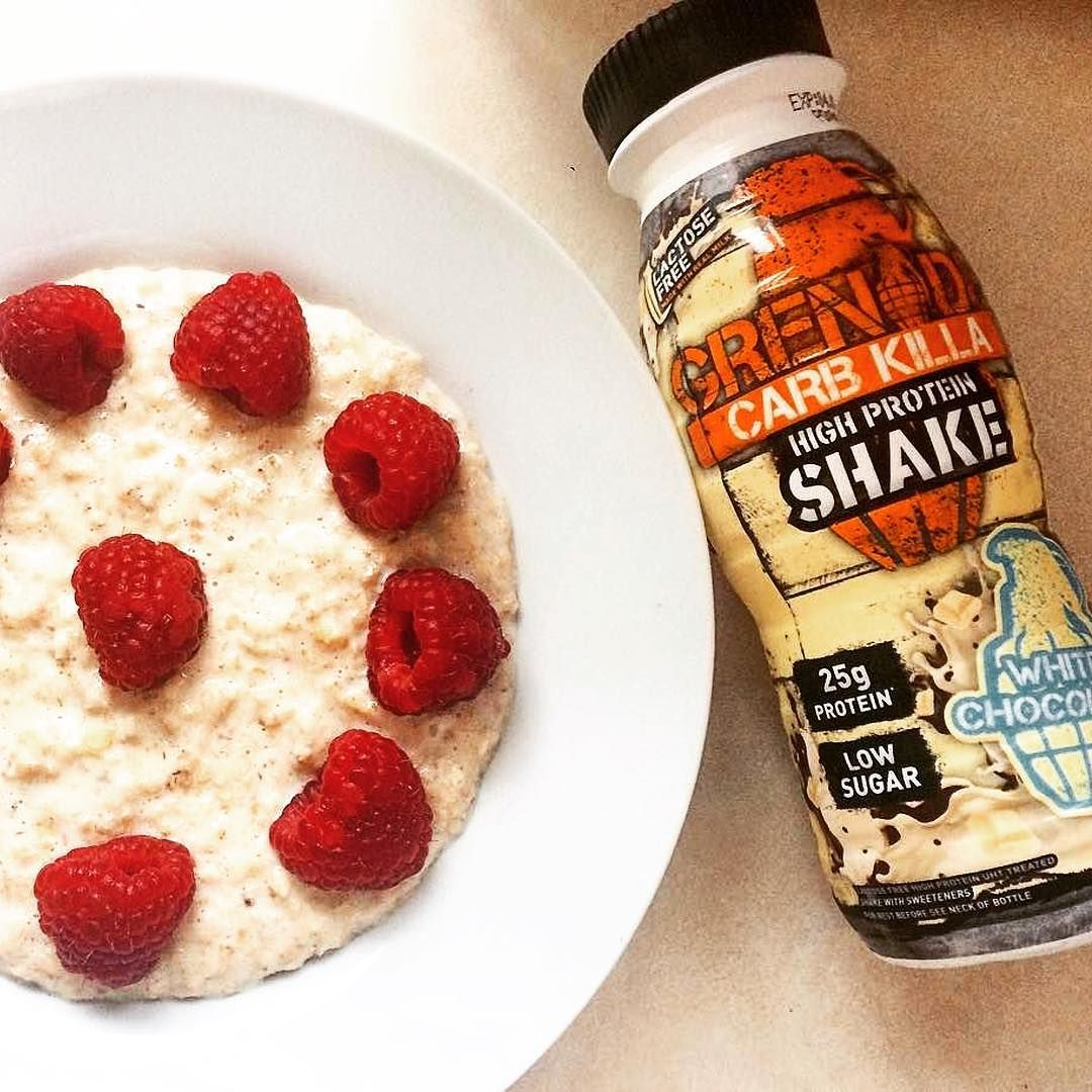 Oat hack ditch the milkwater and mix your oats with