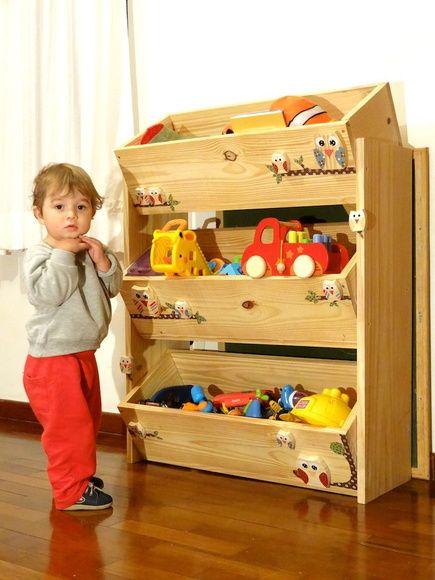 Organizador De Brinquedo Organizador De Brinquedos Guarda