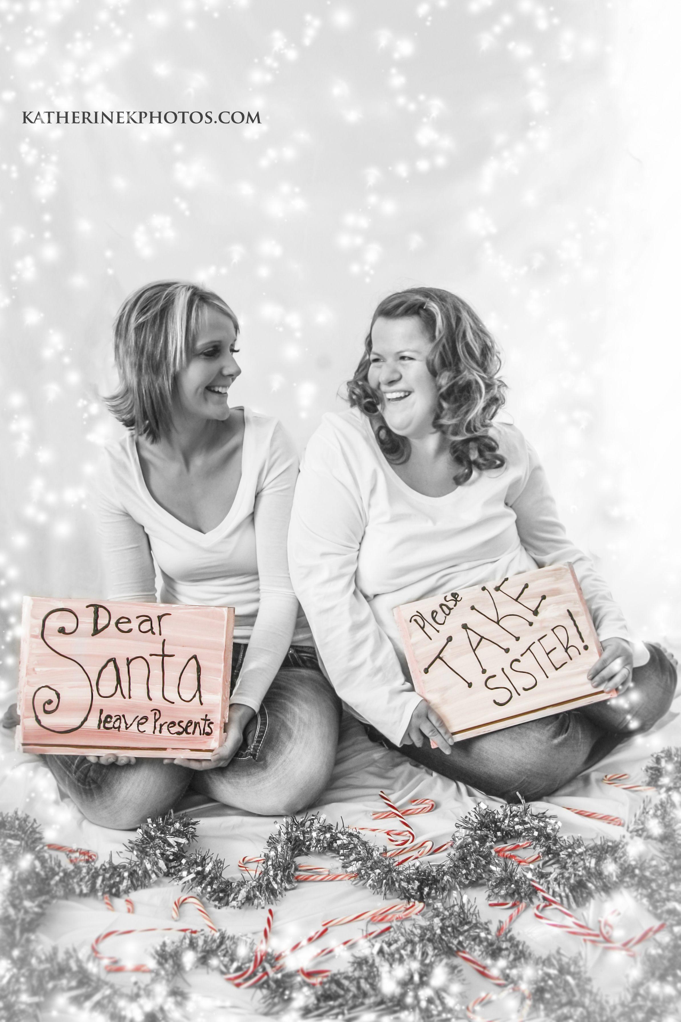 imgenes de christmas photo shoot ideas for sisters