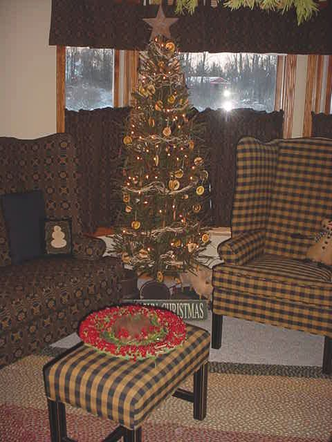 primitive christmas decorating ideas having a primitive christmas living room designs decorating ideas