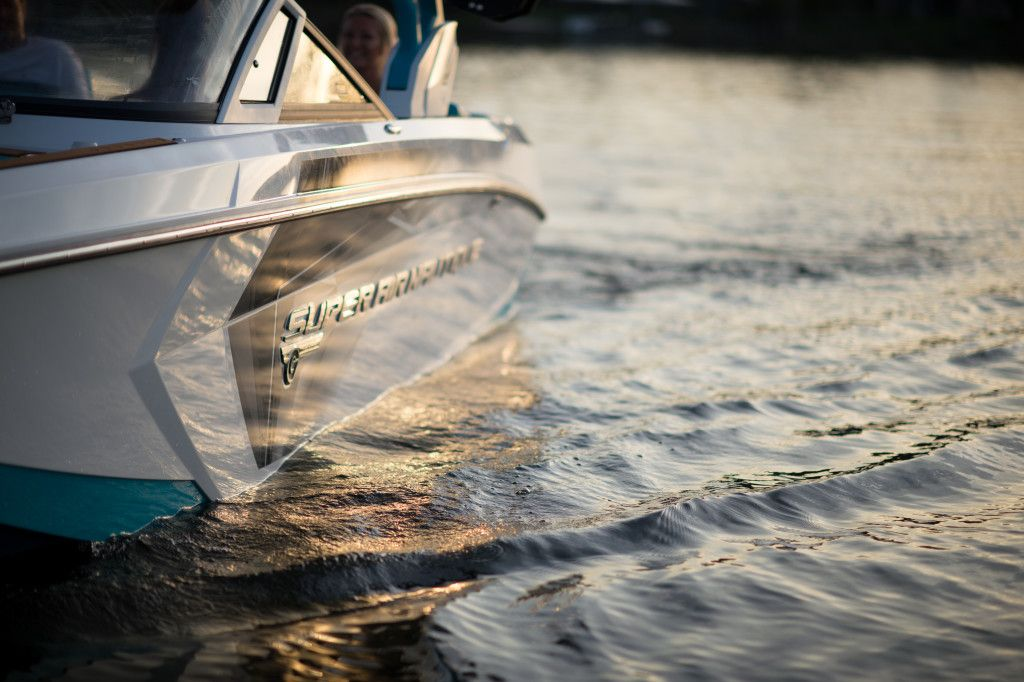 The Super Air Nautique G23 gives you everything you want