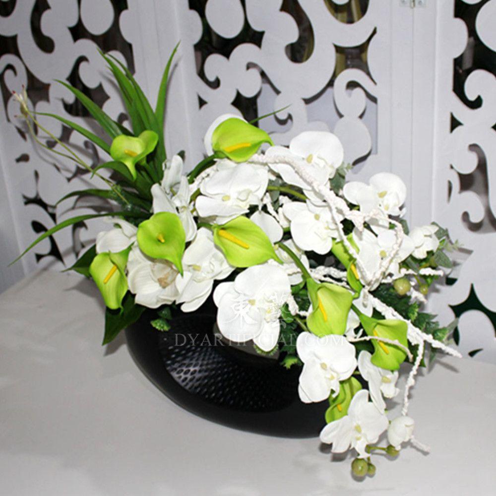 Qhy 38 Customized Artificial Flower Arrangement Flower Arrangement