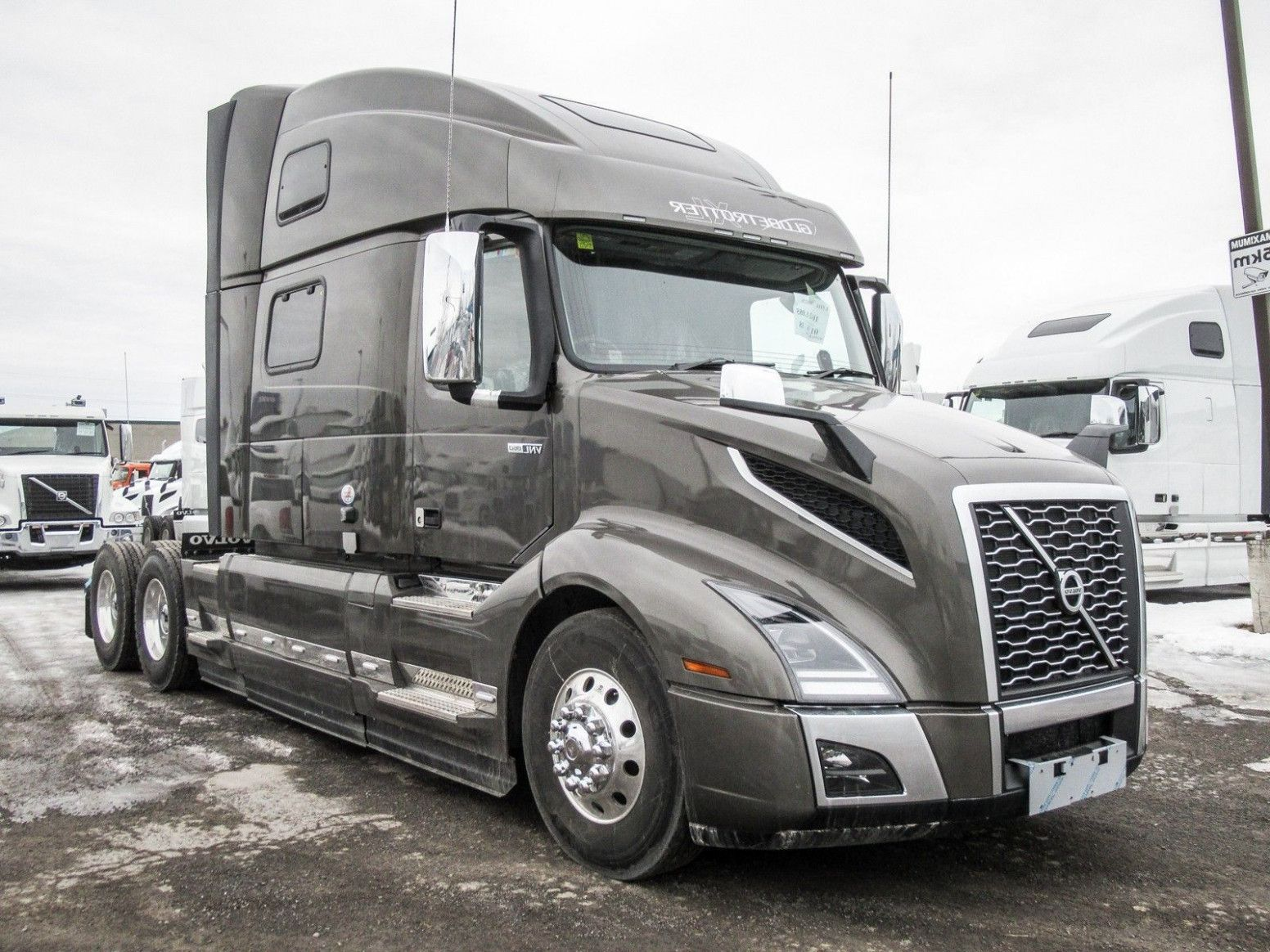15 New Thoughts About 2020 Volvo 860 Globetrotter That Will Turn Your World Upside Down Volvo Volvo Trucks Tractors
