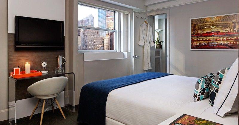 Superior Queen New York Hotels Paramount Hotel Hotel