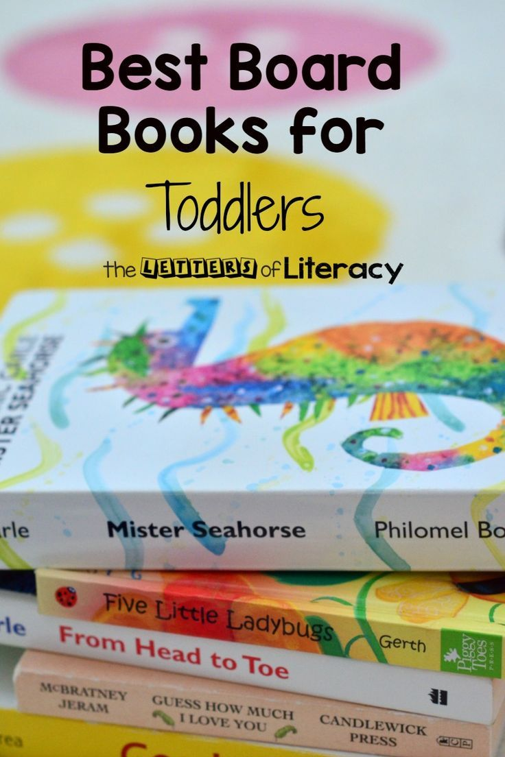 12 Of The Best Board Books For Toddlers Activities For Toddlers