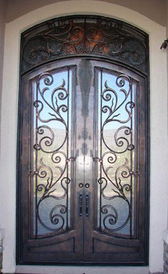 Wrought Iron Garden Gates Sat 031 In Doors From Home Improvement
