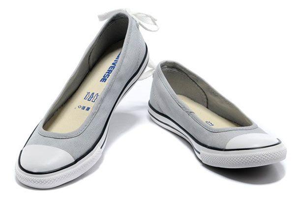 Zapatos grises Converse All Star II para mujer EMANUÉLLE VEE Sandalias mujer P20XaQ28