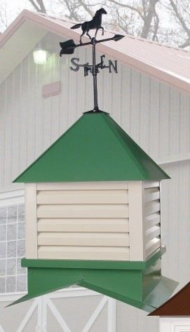 Model 240 24 Quot Cupola For Barns And Post Frame Buildings Cupolas For Metal Roofs 24 Inch Cupola Cupol Barn Cupola Cupola For Sale Post Frame Building