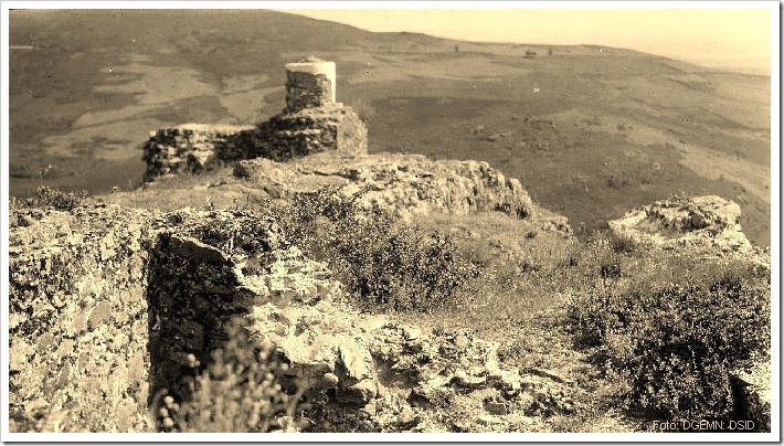 Castelo do Tourão ou Castelo de Rebordãos –Bragança