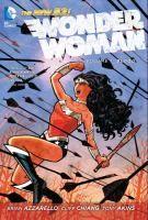 Wonder Woman. Vol. 01, Blood