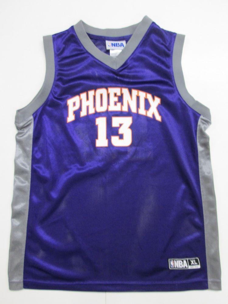 NBA Phoenix Suns Steve Nash  13 Jersey by NBA b42194357
