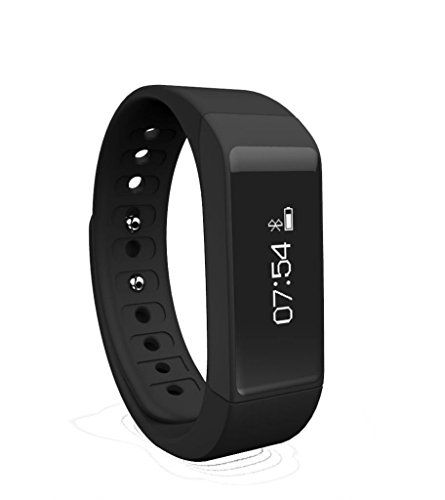 Diza100 D5 Wireless Activity And Sleep Pedometer Smart Fitness Tracker Wristband Touc Fitness Tracker Wristband Fitness Tracker Wearable Fitness Watch Tracker