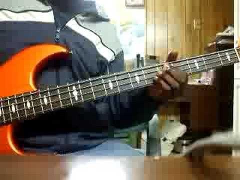 Hillsong Desert Song Christian Rock Bass Guitar Covers