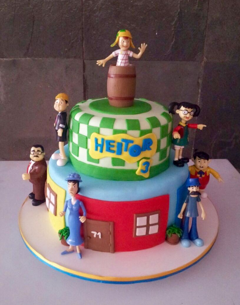 Chaves cake