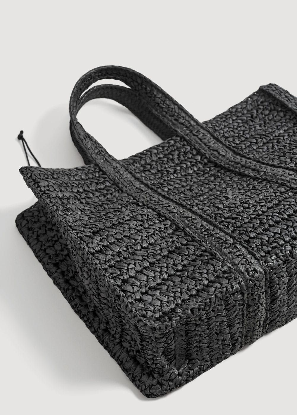 Braided shopper bag – Women