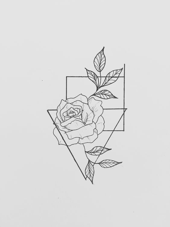 Pin On Painting In 2020 Line Art Drawings Geometric Drawing Tattoo Drawings