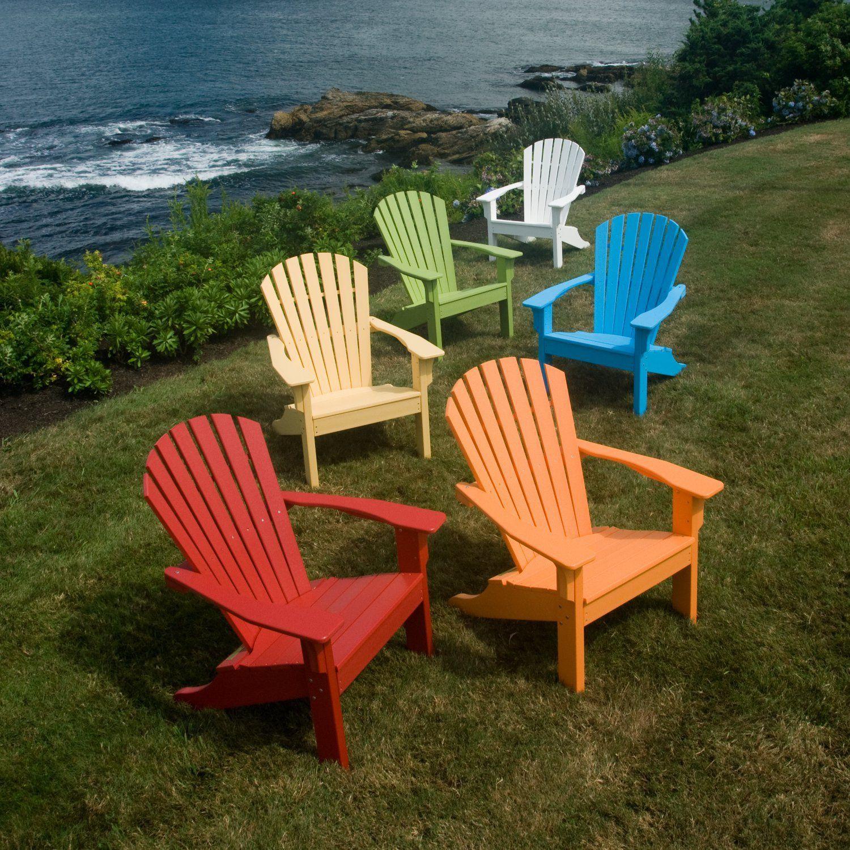 Adirondack Shellback Chair In 2019