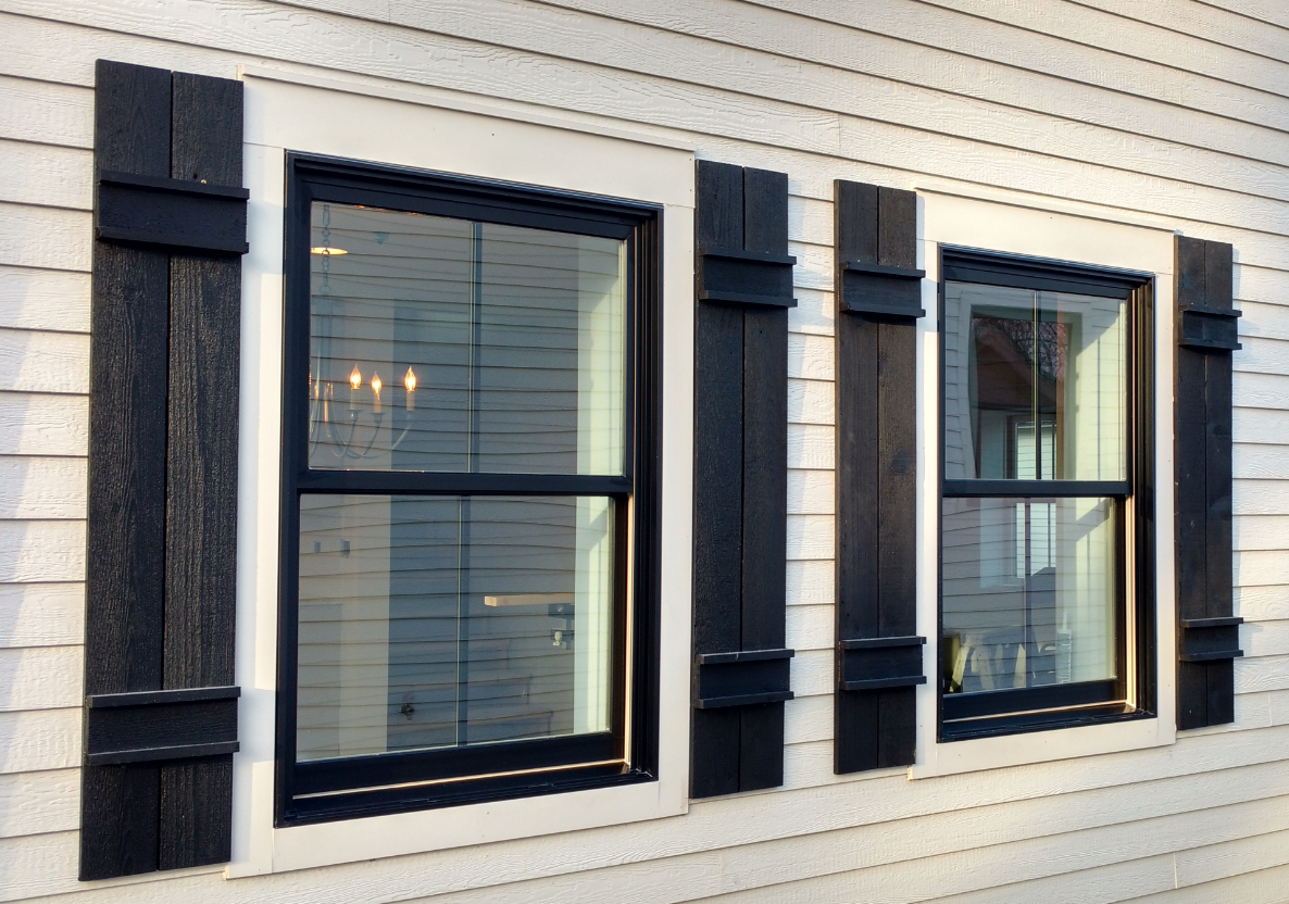 Casco Aluminum Clad Double Hung Windows Provide You With More Than Just Beauty They Offer Exceptional Qual Windows Windows And Patio Doors Double Hung Windows