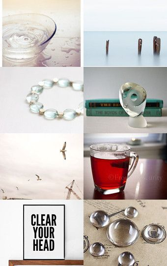 Clear by Deborah Mosca on Etsy--Pinned with TreasuryPin.com