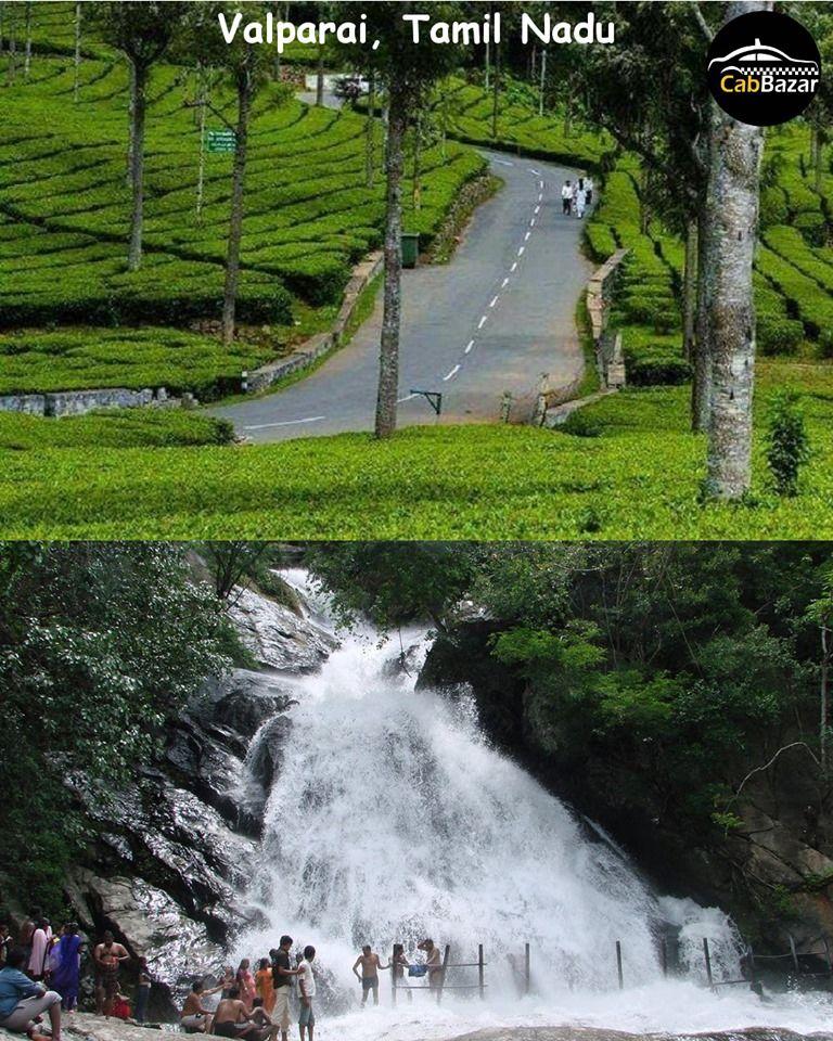 Less Explored mesmerizing destinations in India Valparai