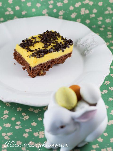 Alice Im Kulinarischen Wunderland Eierlikorkuchen