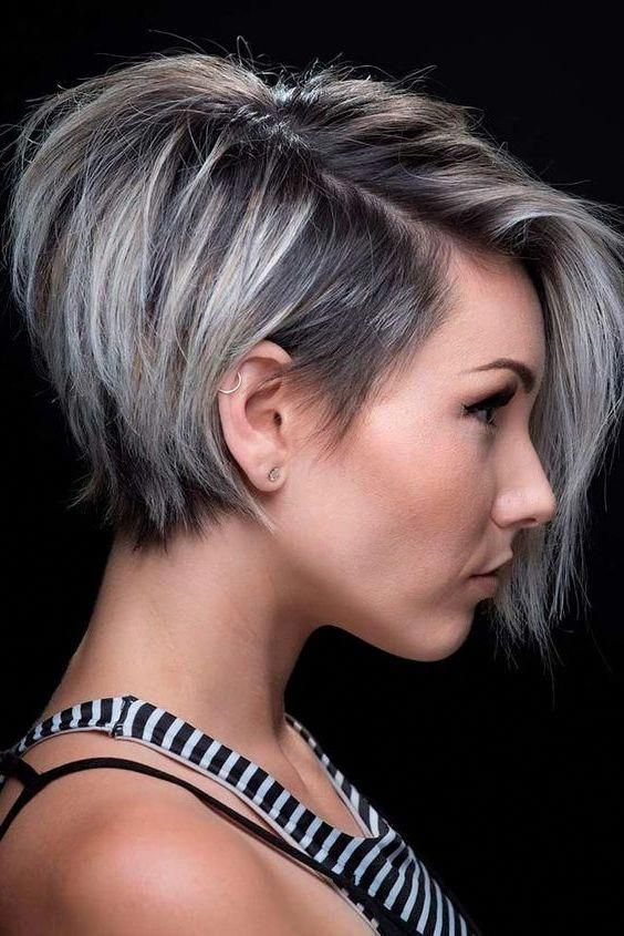 43 Trendy And Easy Short Hairstyle For Prom And Work For Fall And Winter 💕 - Haircut 02😘 𝕲𝖔𝖗𝖌 ...