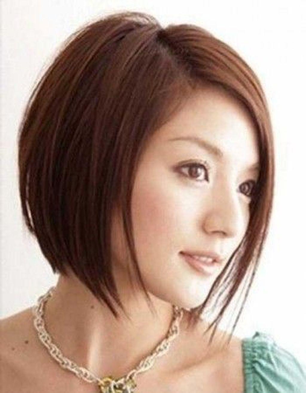 12+ Japanese Hairstyles for Woman  Asian hair, Medium hair styles
