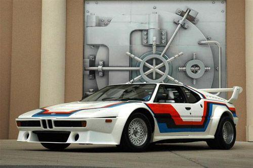1979 BMW M1 #1979 #bmw