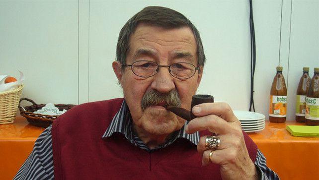 De Onlangs Overleden Duitse Schrijver En Nobelprijswinnaar