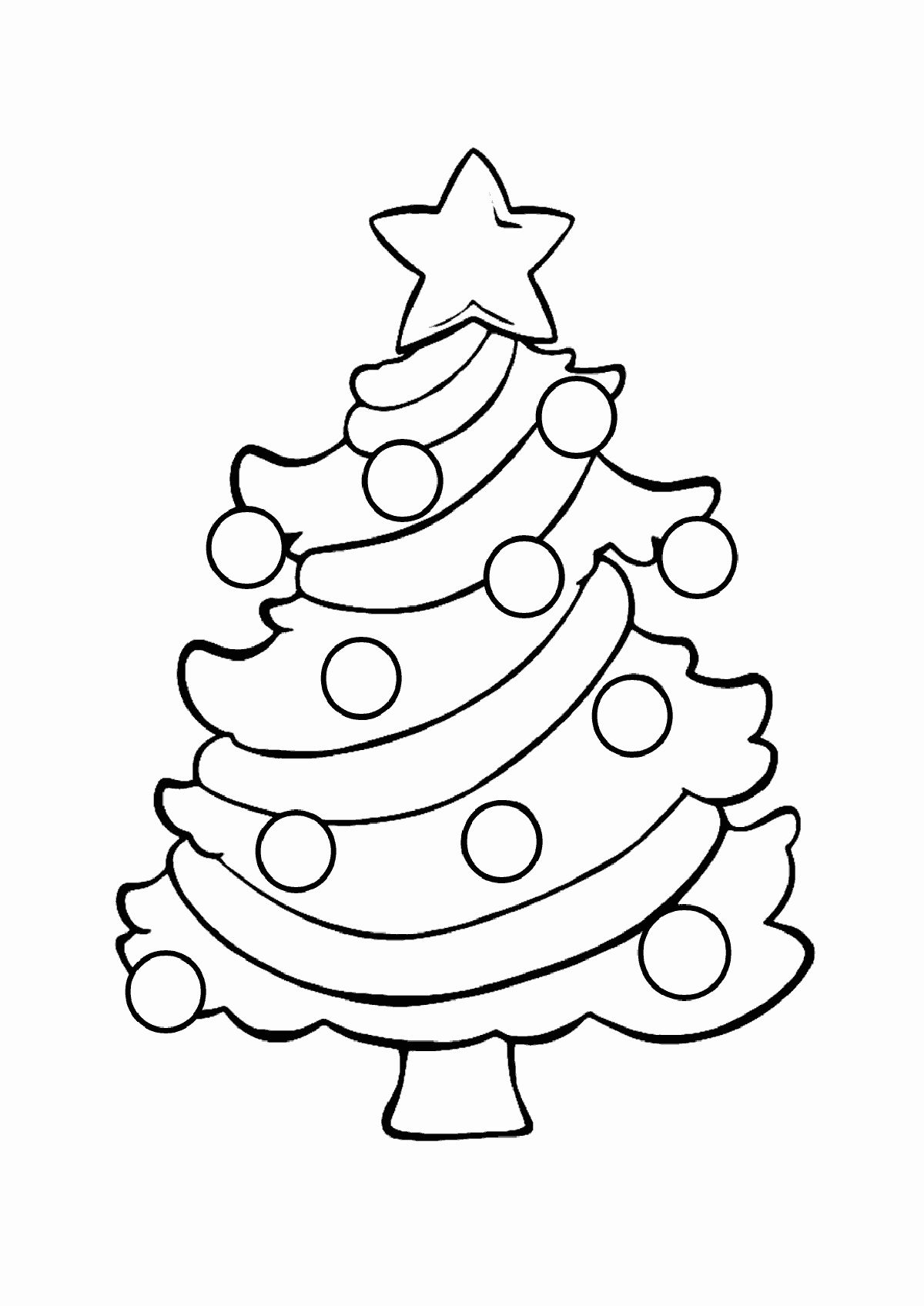Coloring Page Christmas Tree Lovely Christmas Tree Coloring Pages For Christmas Tree Coloring Page Printable Christmas Coloring Pages Christmas Coloring Pages