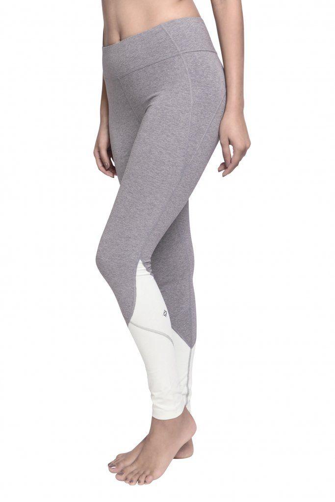7c686f7a25 Citta full length legging heather grey/mint in 2019 | Spring Summer ...