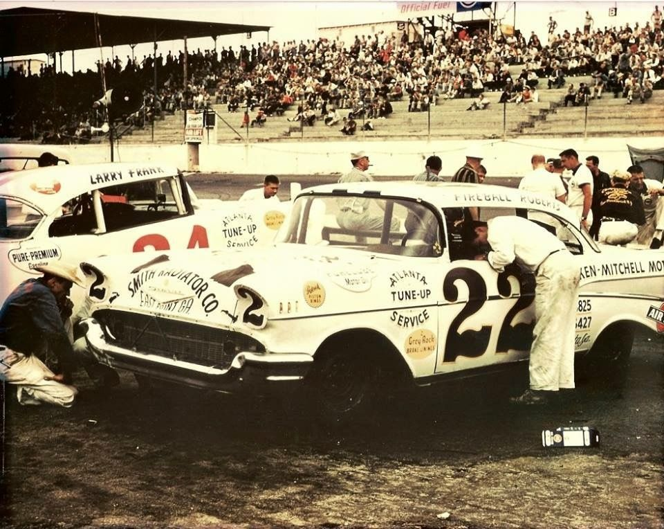 Pin by Keith Stepp on old stock car pictures | Pinterest | Race ...