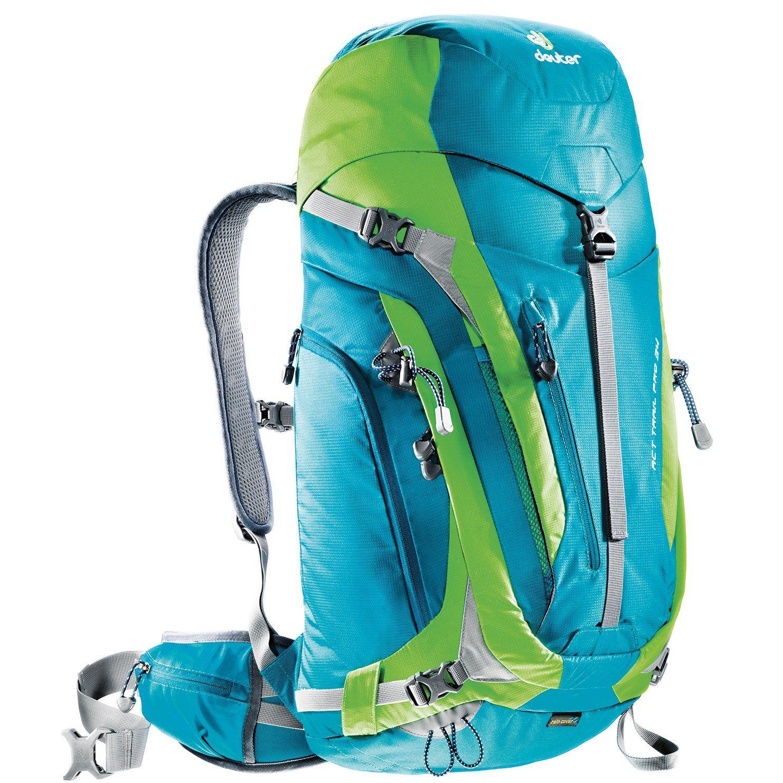82915920c40667 Deuter ACT Trail Pro 34 - Ultralight 34-Liter Hiking Backpack ...