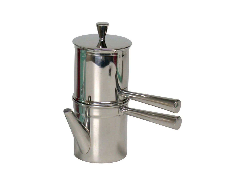 Ilsa napoletana caffettiera acciaio inossidabile coffee moka pot