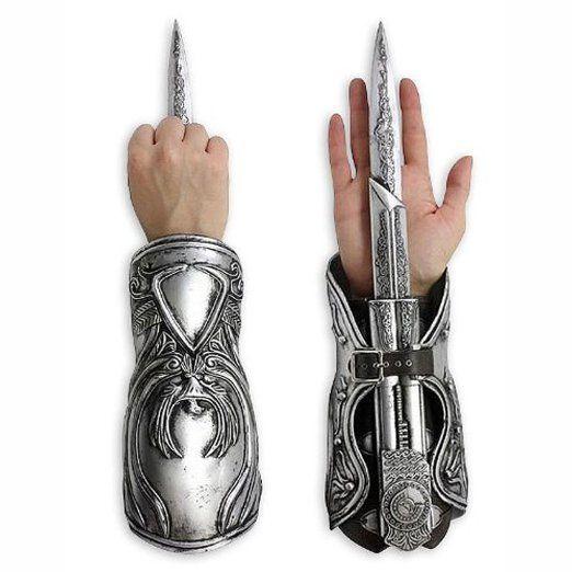 Assassin's Creed Ezio Auditore Gauntlet With Hidden Blade