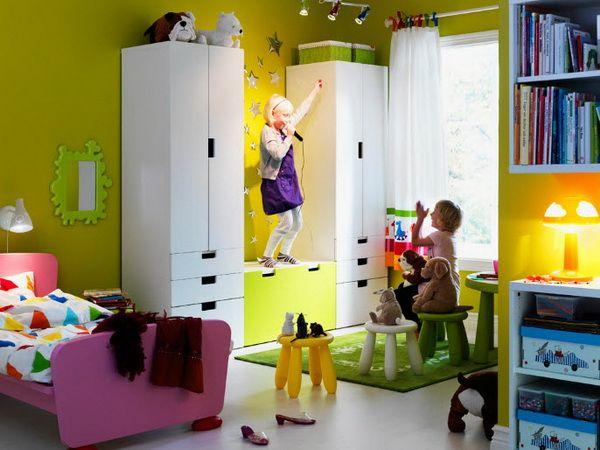 Ikea Kids Room Catalogue Kiz Bebek Odalari Ev Icin