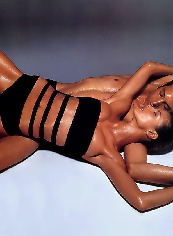 Heidi Klum - ''Harper's Bazaar'' magazine, 2002.