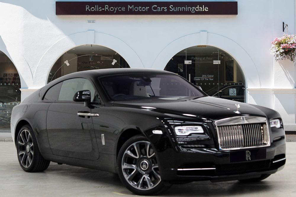 Rolls Royce Sunningdale On Instagram New Arrival September 2018 Rollsroycewraith Finished In Black Diamond With S Rolls Royce Rolls Royce Wraith Sea Shells